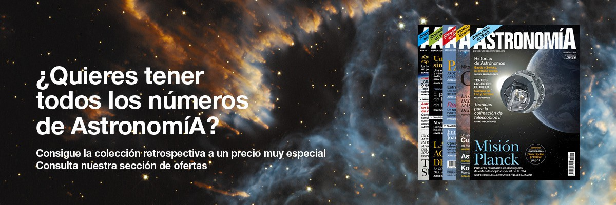 AstronomíA Magazine is now available in English